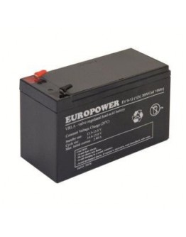 Akumulator Europower do UPS 12V9Ah (EV 9-12)