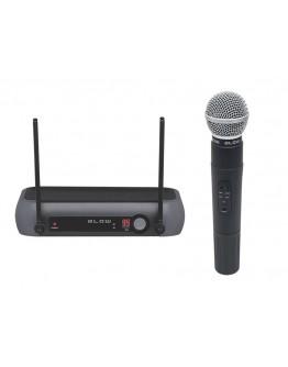 Zestaw mikrofon bezprzewodowy + transmiter BLOW PRM901