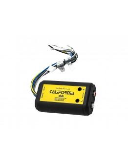 Konwerter poziomu sygnału audio ze sterowaniem
