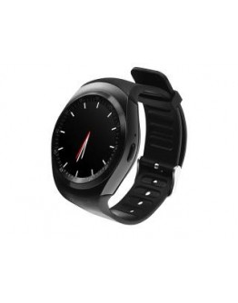 Zegarek typu smartwatch Media-Tech ROUND WATCH GSM MT855