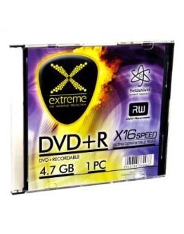 DVD+R Extreme 16x 4,7GB (Slim 1)