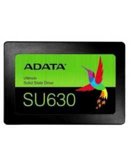"Dysk SSD ADATA Ultimate SU630 960GB 2,5"" SATA3 (520/450 MB/s) 7mm, 3D QLC / Black Retail"
