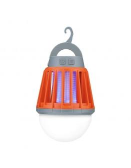 Lampa LED z wbudowaną pułapką na komary MT5702