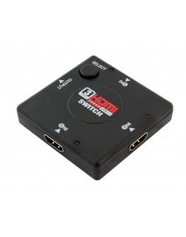 Switch HDMI na 3 porty