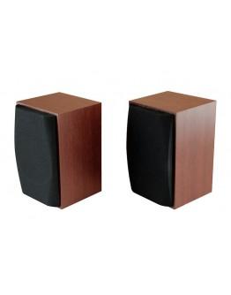 Głośniki 2.0 drewniane USB MT3151 Media-Tech