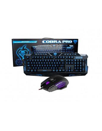 Zestaw Cobra Pro Mysz MT1115 + Klawiatura MT1252