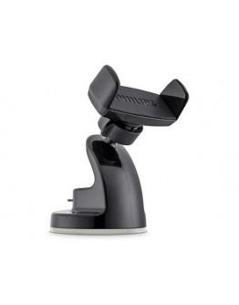 Uchwyt samochodowy Philips do telefonu przyssawka do szyby/deski rozdzielczej