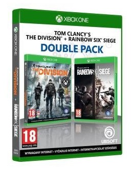 COMPIL RAINBOW SIX SIEGE + THE DIVISION PCSH (XBOX ONE)