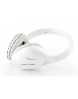 Słuchawki bezprzewodowe MODECOM MC-900B PURE białe