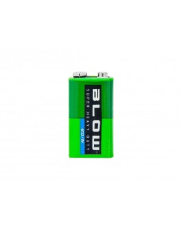 Bateria BLOW SUPER HEAVY DUTY 9V 6F22