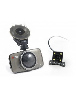 Rejestrator XBLITZ DUAL CORE FHD DVR + kamera cofania