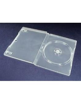 Pudełko Esperanza na 1 DVD 14mm 3081 bezbarwne