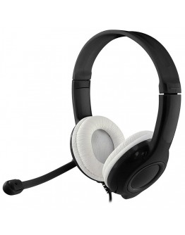 Słuchawki z mikrofonem EPSILON USB MT3573