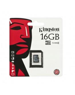 Karta pamięci microSD Kingston 16gb CL4