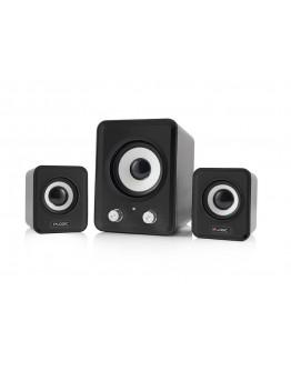 Głośniki 2.1 LOGIC LS-20 Czarne