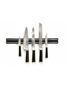 Uchwyt wieszak listwa magnetyczna do noży kuchennych 33cm