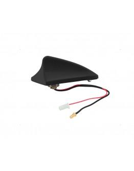 Antena samoch. BLOW dachowa rekin FMD320 czarna