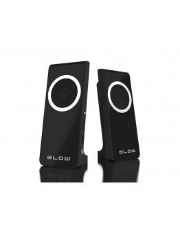 Głośniki komputerowe 2.0 BLOW MS-22