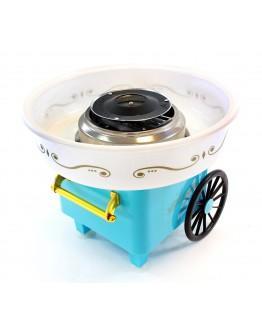 Maszyna do waty cukrowej niebieska