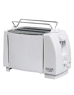 Toster Biały ADLER AD33