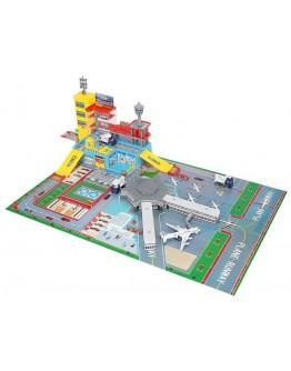 Mata do zabawy - lotnisko 70 elementów