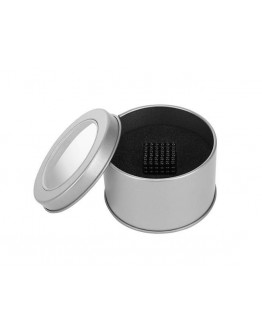 Kulki magnetyczne 3mm 216szt w etui z okienkiem czarne