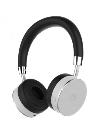HDP9012 Słuchawki Bluetooth srebrne DIAMOND