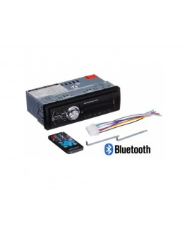 RADIO SAM 1DIN FM MP3 USB SD AUX BLUETOOTH + PILOT
