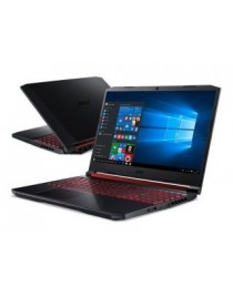 "Notebook Acer Nitro 5 15.6""FHD120Hz /i5-9300H/8GB/SSD512GB/GTX1650-4GB/W10 Black"