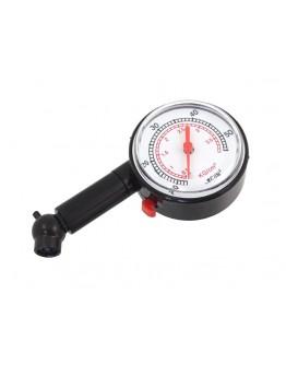 Analogowy ciśnieniomierz do kół 0-50PSI