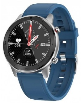 Smartwatch Garett Men 5S niebieski