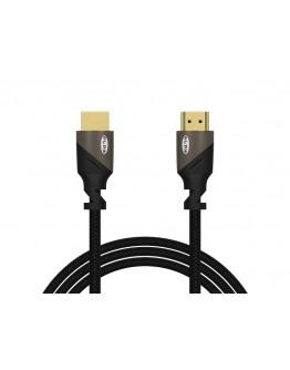 Kabel przyłącze BLOW HDMI-HDMI PREMIUM 3m BLACK 4K 2.0