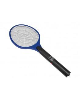 Łapka na muchy elektryczna na baterie niebieska BLOW