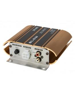 Wzmacniacz car audio BLOW ZR210 2x70W