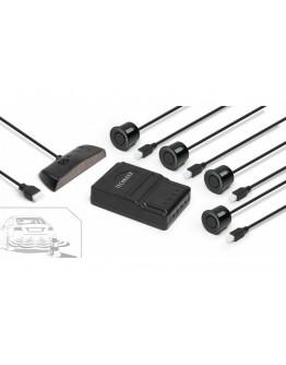Czujnik parkowania / cofania (4 sensory/wyświetlacz LED) Technaxx  TX-109