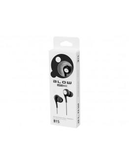 Słuchawki douszne Blow B-15 Black