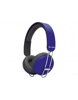 Słuchawki BLOW HDX200 DARK BLUE nagł.