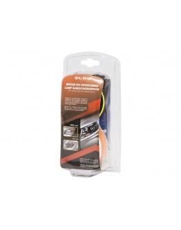 Zestaw do czyszczenia / polerowania lamp samochodowych