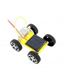 Zestaw solarny samochód DYI