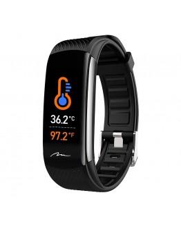 Zegarek opaska Smartband Media-Tech MT866 z pomiarem temperatury