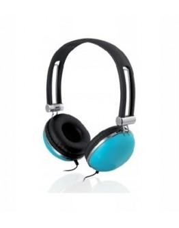 Słuchawki nauszne iBOX D005 Blue