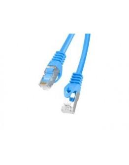 Patchcord Lanberg FTP kat.6 1m niebieski