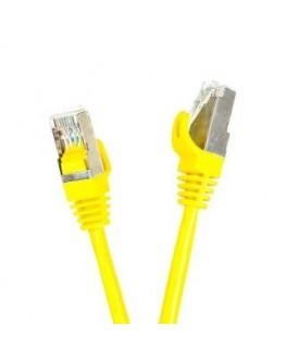 Patchcord FTP cat.5e 15m START.LAN żółty