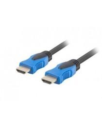 Kabel HDMI Lanberg M/M v2.0 4K 1m czarny