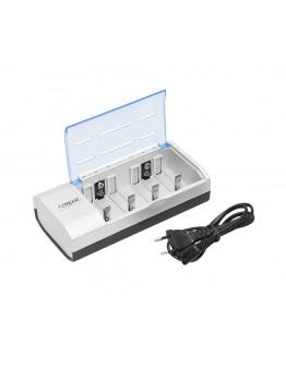 Ładowarka do akumulatorów XTREME XN-106 AA/AAA/C/D/9V