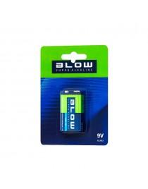 Bateria BLOW SUPER ALKALINE 9V 6LR61 blister