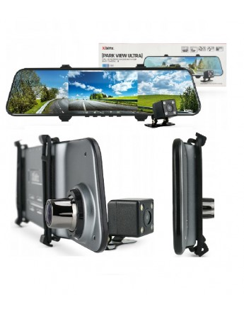 Wideorejestrator Xblitz Park View Ultra z kamerą cofania FHD 1080P