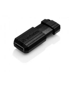 Pendrive Verbatim Pinstripe 64GB 2.0 black