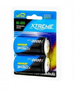 2x Akumulator niklowo-metalowo-wodorkowy (NiMH) Xtreme 10000 mAh