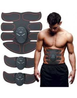 Elektrostymulator Stymulator Mięśni Brzucha EMS x3